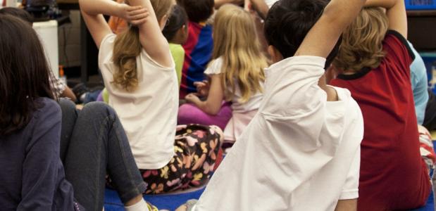 Primer grado y el movimiento en el aula, ahora también en el aula virtual