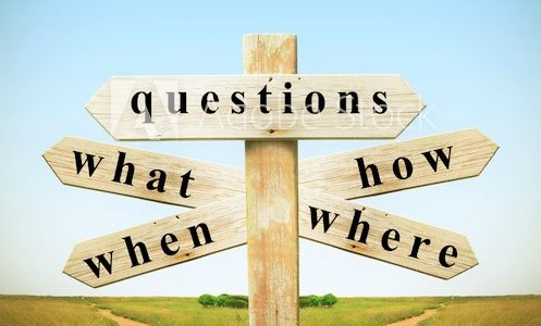 Questions in the Online Classroom